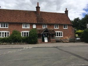 The Bell at Aldworth (closed)